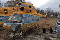 Helicopter-DataBase Photo ID:13339 PZL Mi-2 Moldaaeroservice ER-20223 cn:527012011