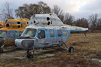 Helicopter-DataBase Photo ID:13333 PZL Mi-2 Air Moldova ER-20257 cn:547215071