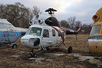 Helicopter-DataBase Photo ID:13334 PZL Mi-2 Moldaaeroservice ER-20680 cn:526645050