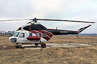 Helicopter-DataBase Photo ID:13341 PZL Mi-2 Moldaaeroservice ER-20727 cn:527544032