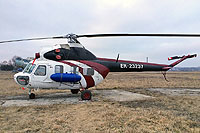 Helicopter-DataBase Photo ID:13342 PZL Mi-2 Moldaaeroservice ER-23237 cn:5210238057