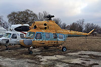 Helicopter-DataBase Photo ID:13335 PZL Mi-2 Moldaaeroservice ER-23469 cn:526208069