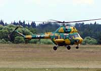 Helicopter-DataBase Photo ID:2152 PZL Mi-2 DOSAAF Belarus EW-024AO cn:548710054