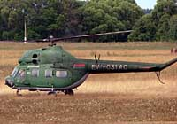 Helicopter-DataBase Photo ID:2153 PZL Mi-2 DOSAAF Belarus EW-031AO