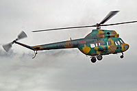 Helicopter-DataBase Photo ID:13944 PZL Mi-2 DOSAAF Belarus EW-124AO cn:5311127030