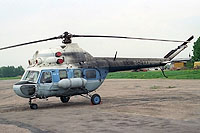 Helicopter-DataBase Photo ID:11981 PZL Mi-2 unknown EW-14077 cn:5210621058