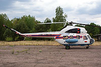 Helicopter-DataBase Photo ID:11921 PZL Mi-2 Bellesavia EW-14079 cn:5210623058