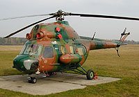 Helicopter-DataBase Photo ID:4189 PZL Mi-2 BelOSTO - Belarusian Defence Sports and Technical Society EW-14241 cn:5311128030