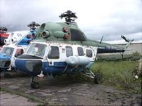 Helicopter-DataBase Photo ID:692 PZL Mi-2 Bellesavia EW-14245 cn:5211132040