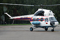 Helicopter-DataBase Photo ID:13945 PZL Mi-2 MChS Belarus EW-14245 cn:5211132040