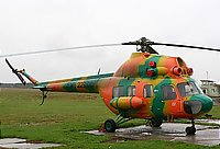 Helicopter-DataBase Photo ID:539 PZL Mi-2 BelOSTO - Belarusian Defence Sports and Technical Society EW-225CC cn:5411142060