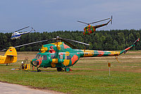 Helicopter-DataBase Photo ID:1792 PZL Mi-2 BelOSTO - Belarusian Defence Sports and Technical Society EW-225CC cn:5411142060