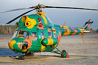 Helicopter-DataBase Photo ID:3308 PZL Mi-2 BelOSTO - Belarusian Defence Sports and Technical Society EW-225CC cn:5411142060