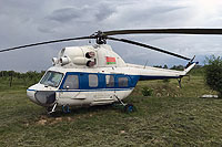 Helicopter-DataBase Photo ID:13374 PZL Mi-2 Greenway Fruit  cn:539112025