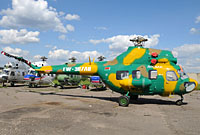 Helicopter-DataBase Photo ID:3115 PZL Mi-2 DOSAAF Belarus EW-307AO cn:5410818019