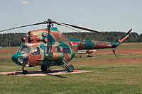 Helicopter-DataBase Photo ID:9320 PZL Mi-2 DOSAAF Belarus EW-336AO cn:5311128030