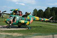 Helicopter-DataBase Photo ID:10285 PZL Mi-2 DOSAAF Belarus EW-349AO