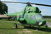 Helicopter-DataBase Photo ID:10283 PZL Mi-2 Central Aeroclub DOSAAF RB - Museum of Aviation Technics 17 red cn:547424111