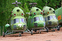 Helicopter-DataBase Photo ID:4220 PZL Mi-2 DOSAAF Belarus 39 white cn:548711054