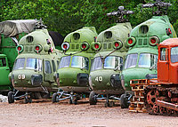 Helicopter-DataBase Photo ID:4218 PZL Mi-2 DOSAAF Belarus 40 white cn:548712054