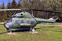 Helicopter-DataBase Photo ID:13375 PZL Mi-2 unknown  cn:513314014