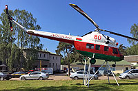 Helicopter-DataBase Photo ID:13388 PZL Mi-2 Central Aeroclub DOSAAF RB - Museum of Aviation Technics 80 red cn:548624034