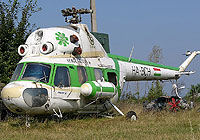 Helicopter-DataBase Photo ID:4786 PZL Mi-2 Aerocaritas Alapitvany HA-BCH cn:543723084