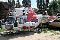 Helicopter-DataBase Photo ID:15086 PZL Mi-2 Cold War Park HA-BCR cn:546743080