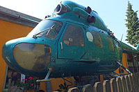 Helicopter-DataBase Photo ID:12724 PZL Mi-2 private Vac HA-BGC cn:543722084