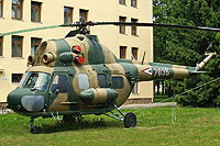 Helicopter-DataBase Photo ID:13222 PZL Mi-2 Hungarian Air Force 7835 cn:517835092