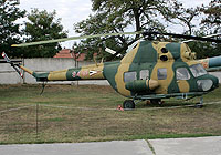 Helicopter-DataBase Photo ID:4498 PZL Mi-2 Aviation Museum Szolnok 9410 cn:519410095