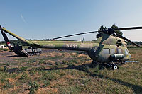 Helicopter-DataBase Photo ID:12722 PZL Mi-2 Museum of the Hungarian People´s Army, Weapons and Instruments 9411 cn:519411095