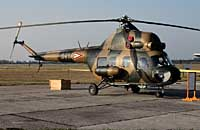 Helicopter-DataBase Photo ID:2407 PZL Mi-2 Hungarian Air Force 9414 cn:519414095