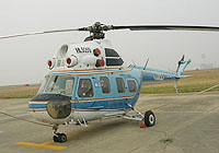 Helicopter-DataBase Photo ID:4424 PZL Mi-2 SKY AIR HL9269 cn:548139043