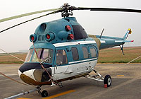 Helicopter-DataBase Photo ID:4425 PZL Mi-2 unknown