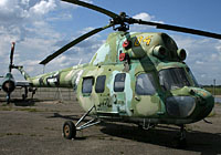 Helicopter-DataBase Photo ID:3276 PZL Mi-2 Lithuanian aviation museum 04 yellow cn:562646112