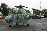 Helicopter-DataBase Photo ID:6288 PZL Mi-2 Lithuanian aviation museum 04 yellow cn:562646112