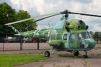 Helicopter-DataBase Photo ID:2987 PZL Mi-2 Lithuanian aviation museum 05 yellow cn:544036035