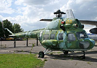 Helicopter-DataBase Photo ID:3274 PZL Mi-2 Lithuanian aviation museum 05 yellow cn:544036035