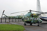 Helicopter-DataBase Photo ID:6289 PZL Mi-2 Lithuanian aviation museum 05 yellow cn:544036035