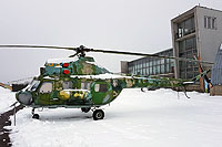 Helicopter-DataBase Photo ID:14260 PZL Mi-2 Lithuanian aviation museum 05 yellow cn:544036035