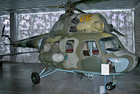 Helicopter-DataBase Photo ID:3275 PZL Mi-2 Lithuanian aviation museum 06 yellow cn:510543117