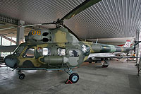 Helicopter-DataBase Photo ID:6290 PZL Mi-2 Lithuanian aviation museum 06 yellow cn:510543117