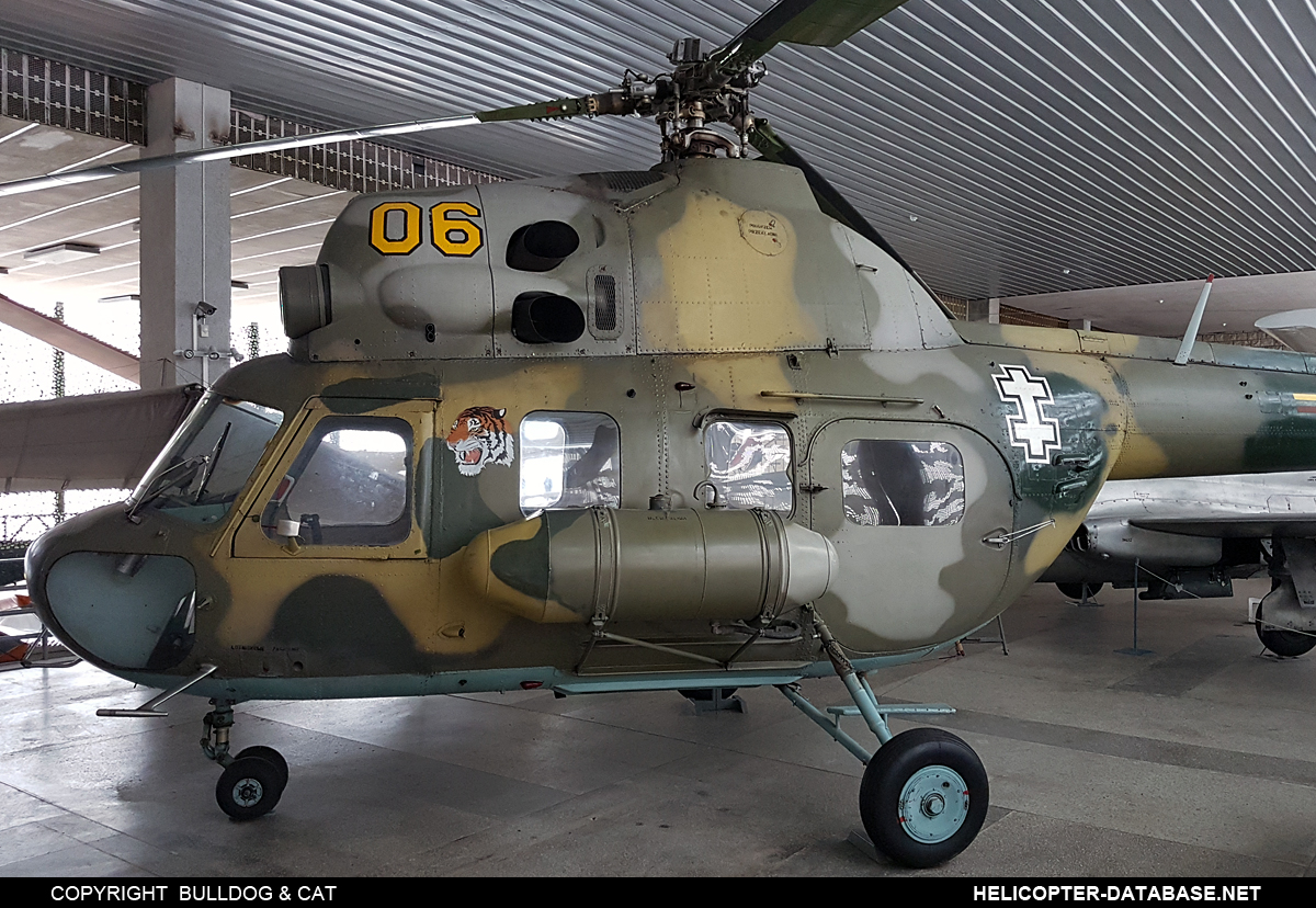 PZL Mi-2   06 yellow