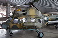 Helicopter-DataBase Photo ID:14258 PZL Mi-2 Lithuanian aviation museum 06 yellow cn:510543117