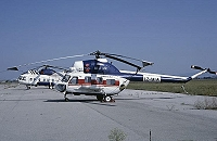 Helicopter-DataBase Photo ID:417 PZL Mi-2 HELI AIR Services LZ-MIA cn:543541054