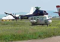 Helicopter-DataBase Photo ID:2130 PZL Mi-2 Scorpion Air Ltd. LZ-MSH cn:5411114020