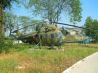 Helicopter-DataBase Photo ID:1499 PZL Mi-2 Museum Sofia - Military Academy 205 cn:563109093