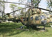 Helicopter-DataBase Photo ID:2128 PZL Mi-2 Museum Sofia - Military Academy 205 cn:563109093