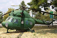 Helicopter-DataBase Photo ID:11776 PZL Mi-2 private Burgas  cn:543005063